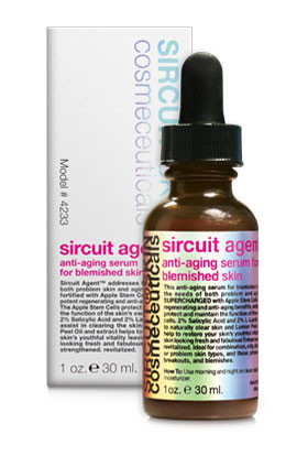 Sircuit Skin Sircuit Agent Anti-Aging Serum for Blemished Skin