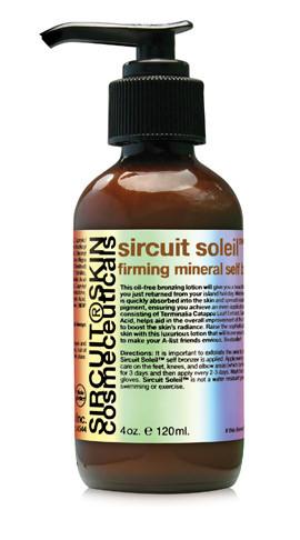 Sircuit Skin Sircuit Soleil Firming Mineral Self Bronzer
