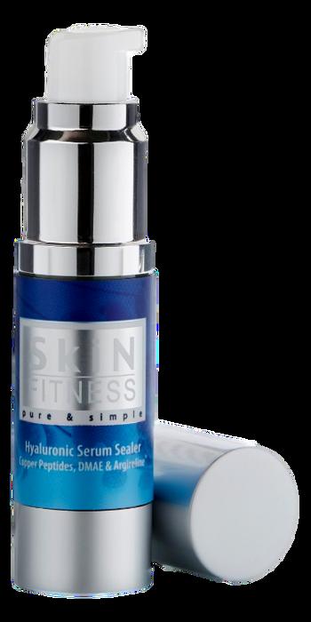 Skin Fitness Hyaluronic Serum Sealer