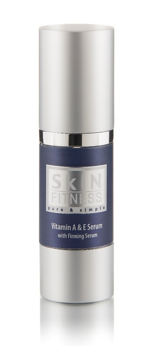 Skin Fitness Vitamin A & E Serum with Firming Complex