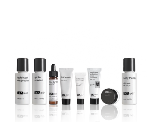 PCA SKIN The Oily/Problem Skin Trial System