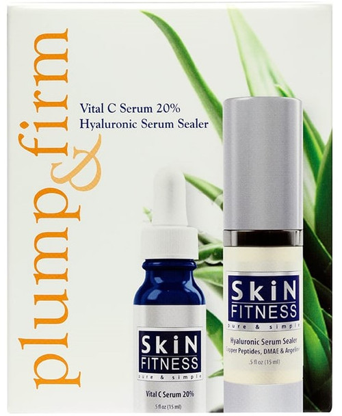 Skin Fitness Plump & Firm Kit