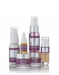 Skin Fitness Red Wine Kit (Travel  Size)
