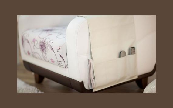 Cream Smart Armrest