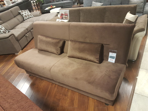 Dallas Sofa Brown