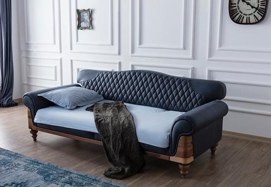 Lucci Sofa Blue