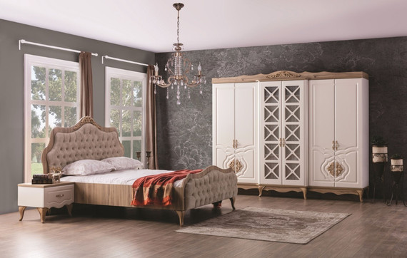 Balat Cream Bedroom