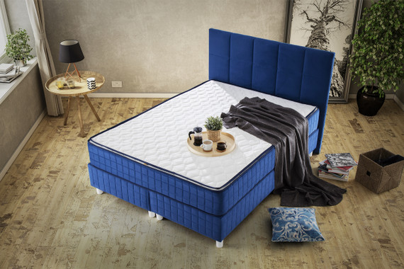 Kartanesi Twin Size Storage Bed