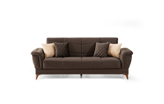 Berlin Sleeper Sofa with Storage