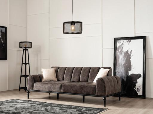 Dante Sleeper Sofa - Espresso