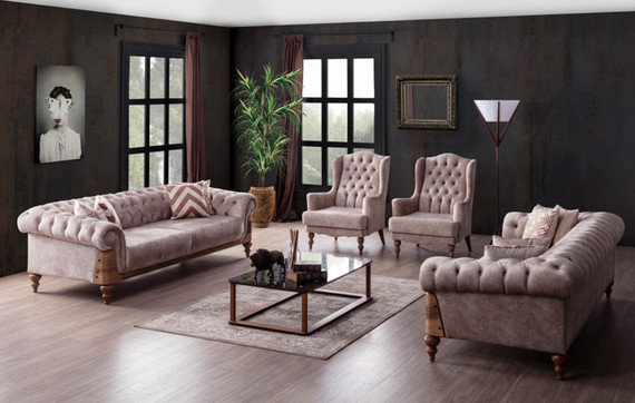 Vital Living Room Collection