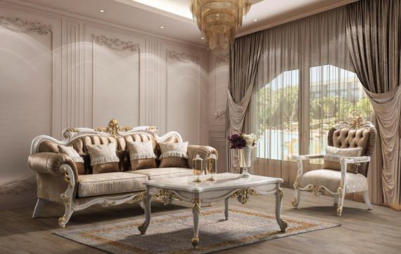 Anamur Living Room