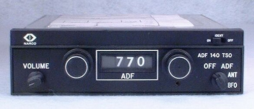 ADF-140 ADF Receiver Closeup