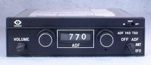 ADF-140 ADF Receiver Closeup