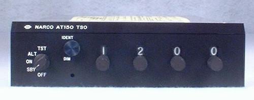 AT-150 Transponder Closeup
