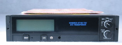AT-165 Value Series Transponder ARC (Cessna) Replacement Closeup