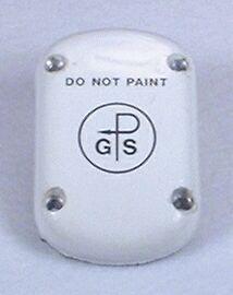 AT-575-9 GPS Antenna Closeup