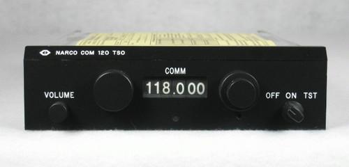 COM-120 COMM Transceiver Closeup