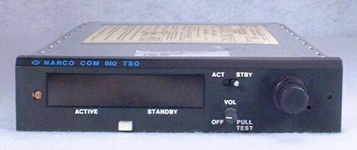 COM-810 COMM Transceiver Closeup
