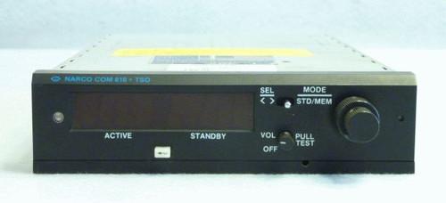 COM-810+R COMM Transceiver Closeup