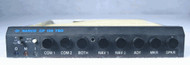 CP-136 Audio Panel with Marker Beacon Indicator Closeup