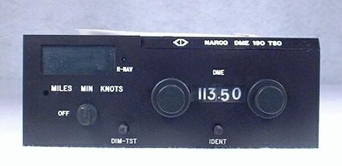 DME-190 TSO DME Closeup