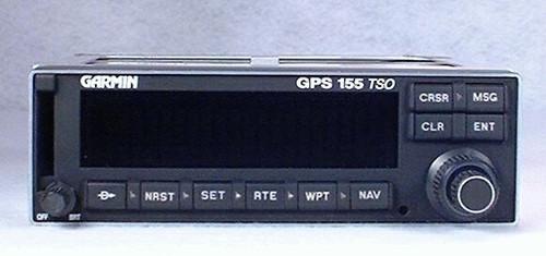 GPS-155 IFR-Approach GPS Navigator Closeup