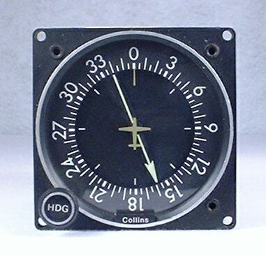 IND-650 ADF Indicator Closeup