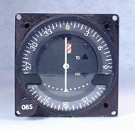 KI-201C VOR / LOC Indicator Closeup