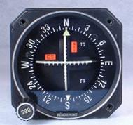 KI-204 VOR / LOC / Glideslope Indicator Closeup