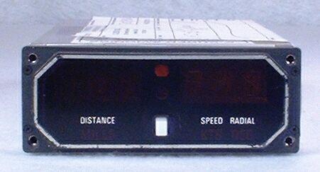 KI-267 DME Indicator Closeup