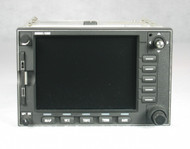 KMD-540 Multi-Function Display / Moving Map Closeup