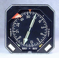 KNI-582 Radio Magnetic Indicator Closeup
