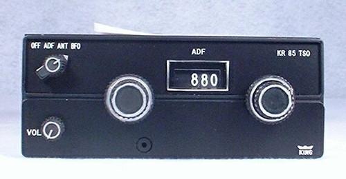KR-85 ADF Receiver Closeup