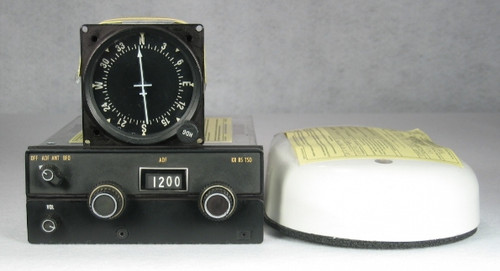 KR-85 ADF System Closeup