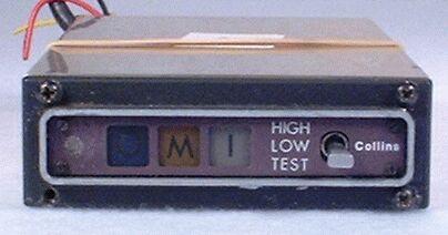 MKR-350 Marker Beacon Receiver Closeup