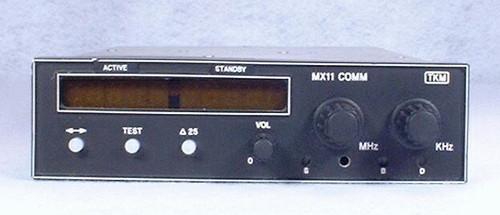 MX-11 COMM Transceiver Closeup