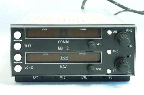 MX-12 NAV/COMM Closeup