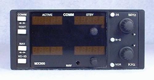 MX-300 NAV/COMM Closeup