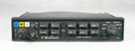 PMA-7000MS Audio Panel, Marker Beacon Receiver, and Stereo Intercom Closeup
