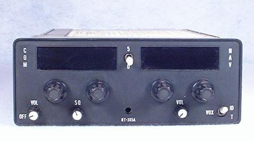 RT-385A NAV/COMM Closeup