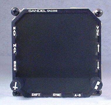 SN-3308 Electronic HSI (EHSI) Closeup