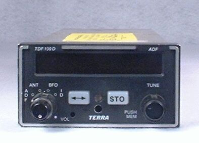 TDF-100D ADF Receiver Closeup