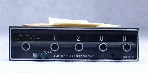TDR-950 Transponder Closeup