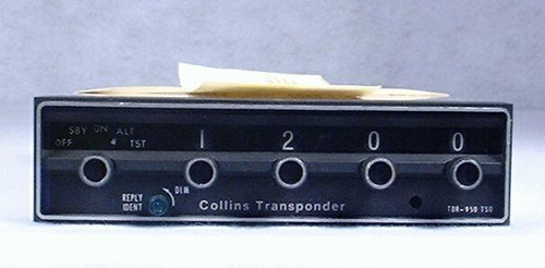 TDR-950L Transponder (Low Power version) Closeup