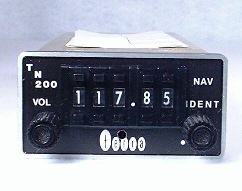 TN-200 NAV Receiver Closeup