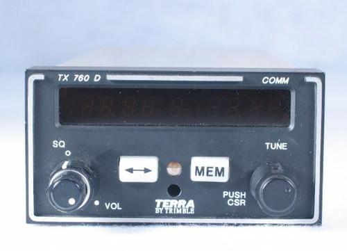 TX-760D COMM Transceiver Closeup