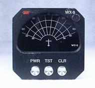 WX-8 Stormscope Closeup