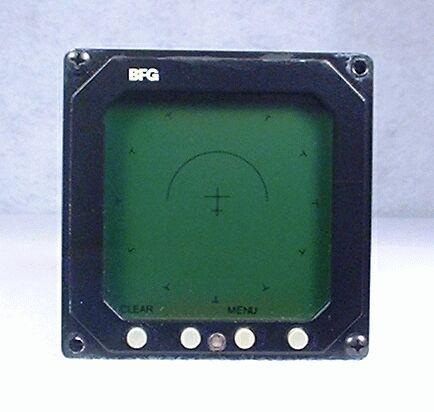WX-900 Stormscope Closeup