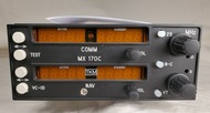 MX-170C NAV/COMM Closeup